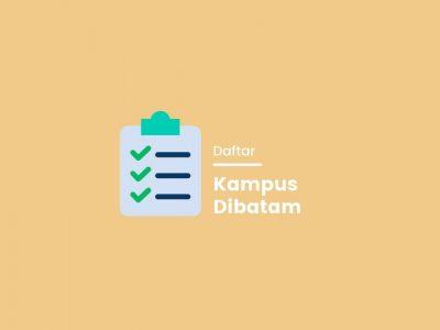Universitas di Batam