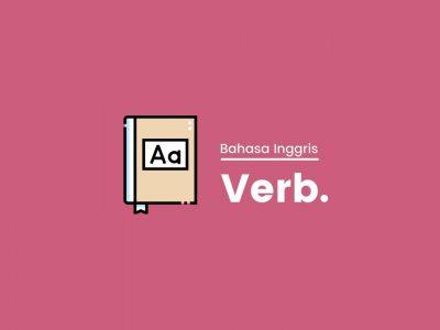 jenis-jenis verb